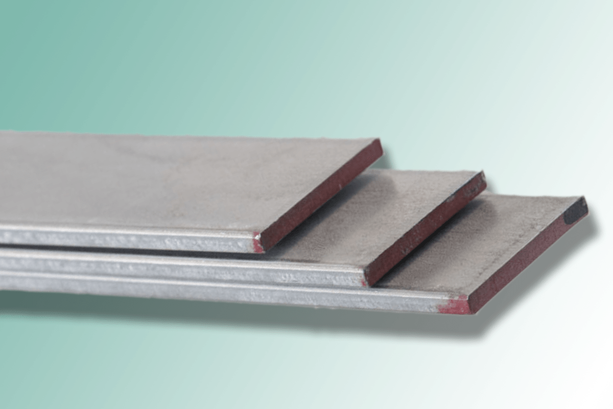 What are the many applications of steel flat bars?