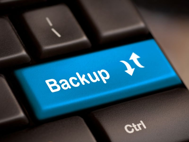 Why data backup is crucial in safeguarding your company.